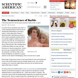 The Neuroscience of Barbie