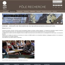 Recherche - GRENE : Groupe de REcherche en Neurosciences Educatives