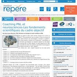 Le cadre objectif - Coaching PNL et neurosciences
