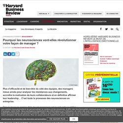 Pourquoi les neurosciences vont-elles révolutionner votre façon de manager