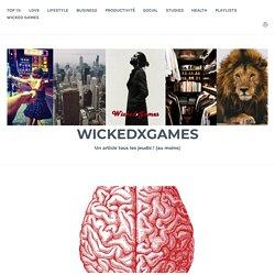 Comment Apprendre Plus Vite et Mémoriser Comme une Machine (4 Techniques Issues des Neurosciences) – WickedxGames