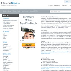 Store — MindWave Mobile: MyndPlay Bundle