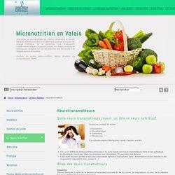 Neurotransmetteurs - Centre Medical de Micronutrition et d'Esthetique - Centre Medical de Micronutrition et d'Esthetique