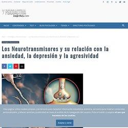 Neurotransmisores y su relación con la ansiedad, la depresión y la agresividad