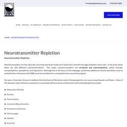 Neurotransmitter Repletion – Jeremy E. Kaslow, M.D.