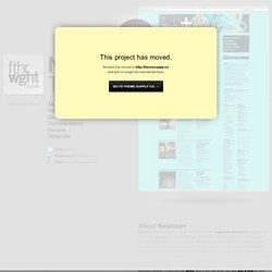 Neutica+ for Wordpress | fthrwght