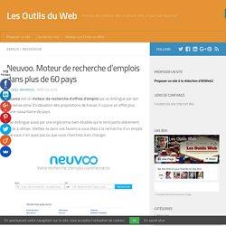 Neuvoo. Moteur de recherche d'emplois dans plus de 60 pays