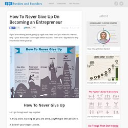 How To Never Give Up - 7-step Illustrated Guide