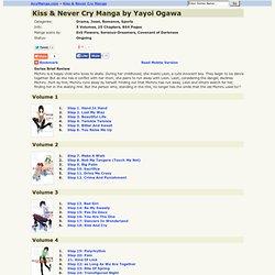 Kiss & Never Cry Manga Online by Yayoi Ogawa