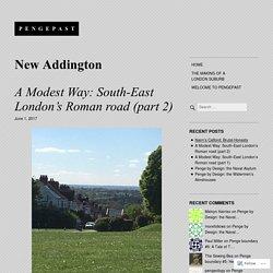 New Addington – pengepast