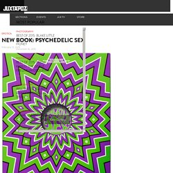 New Book: Psychedelic Sex