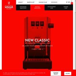 New Classic - Gaggia