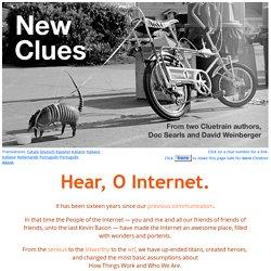 New Clues
