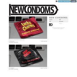 New Condoms