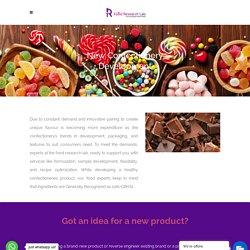 New Confectionery Development
