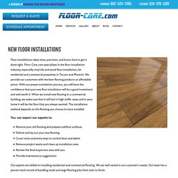 Wood Flooring Tucson