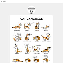 NEW: Cat Language! A big thank you to the Training... -