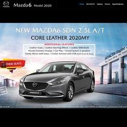 New Mazda6 Model 2020