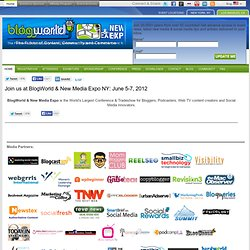 World's Largest Social Media Conference - BlogWorld