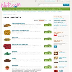 new products - NutsOnline