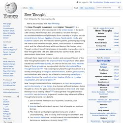 New Thought - Wikipedia