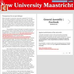 New University Maastricht