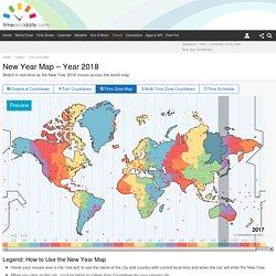 Capodanno Mappa - Anno 2016
