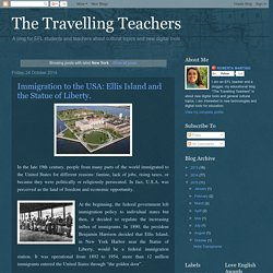 The Travelling Teachers: New York