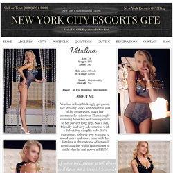 New York GFE Escorts, Top NYC Escorts & Providers