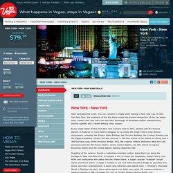 New York - New York - Las Vegas Hotel