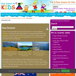 New Zealand Facts for Kids