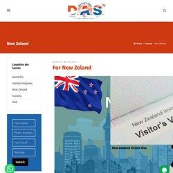 Most Reliable NZ Visa Consultant in Vadodara