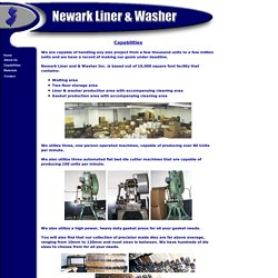 Newark Liner & Washer Inc