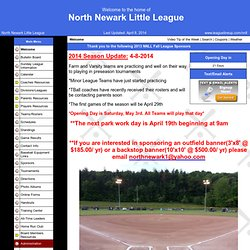 North Natomas Little League