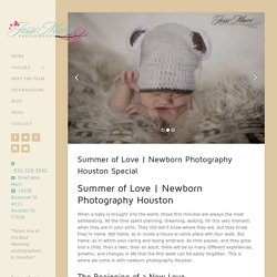 Newborn Photography Houston - Jessi Marri Photography