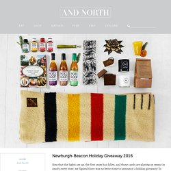 Newburgh-Beacon Holiday Giveaway 2016