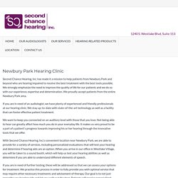 Newbury Park Hearing Clinic