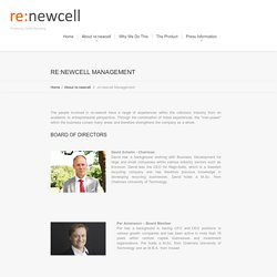 re:newcell Management