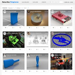 Category: Hobby - Thingiverse