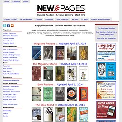 NewPages.com - Good Reading Starts Here