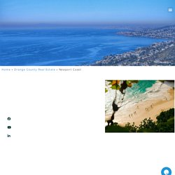 Looking For Newport Coast Homes For Sale