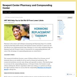 Newport Center Pharmacy and Compounding Center
