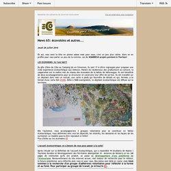 News 65 : écovoisins et autres