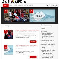 News Archives - The Anti-Media