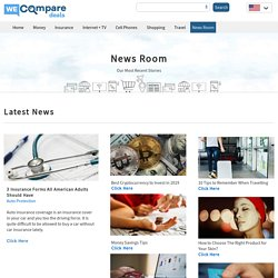 News Room Archives - Wecompare Deals