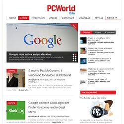 pcworld.it _News Archivi