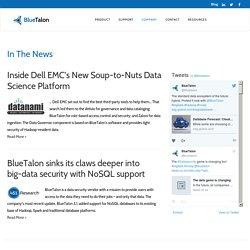 News - BlueTalon