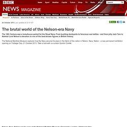 The brutal world of the Nelson-era Navy