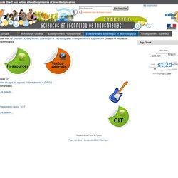 News CIT — Site Sti@ac-lille.fr