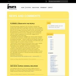 News and Comments – INURA